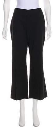 Isabel Marant Linen-Blend Flared Pants w/ Tags