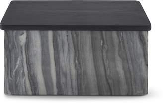 Williams-Sonoma Grey Marble Breadbox