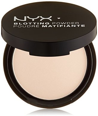 NYX Cosmetics Blotting Powder, Light/Medium, 0.28 Ounce $12 thestylecure.com