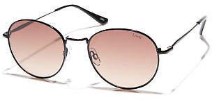 Liive Vision New Women's Impala Womens Sunglasses Glass Black
