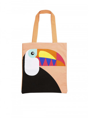 Sunnylife TOUCAN TOTE BAG $20 thestylecure.com
