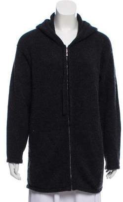 Loro Piana Hooded Cashmere Sweater