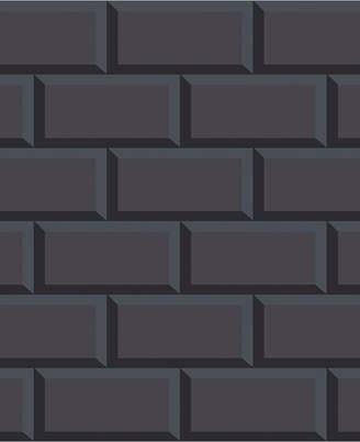 Graham & Brown Parisio Black Wallpaper