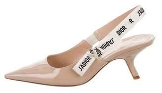 Christian Dior 2017 J'adior Slingback Pumps