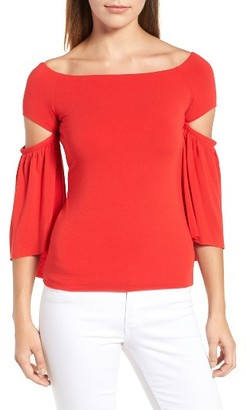 Women's Bailey 44 White Bay Top $148 thestylecure.com