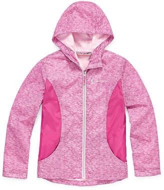Free Country Midweight Pattern Puffer Jacket - Girls-Big Kid
