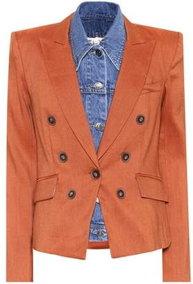Veronica Beard Diego jacket with detachable dickey