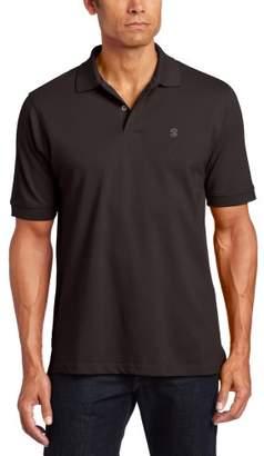 Izod Men's Big Tall Heritage Short Sleeve Polo