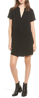 Women's Lush Hailey Crepe Dress $46 thestylecure.com