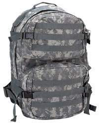 Extremepak ExtremePak Digital Camo Water-Resistant, Heavy-Duty Army Backpack