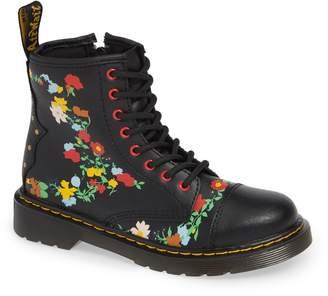 Dr. Martens 1460 Pooch Floral Print Boot