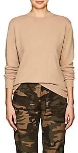 VIS A VIS Women's Cashmere Sweater - Camel