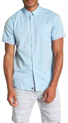 Micros Cuffed Short Sleeve Shirt