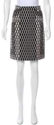 Diane von Furstenberg Laury Pencil Skirt
