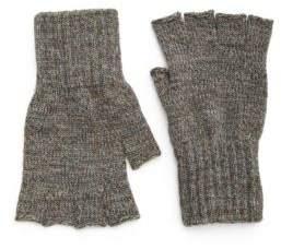 Barbour Wool Fingerless Gloves