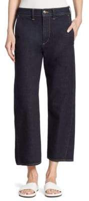 Vince High Rise Utility Trousers