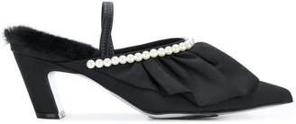 Suecomma Bonnie ruffled sandal