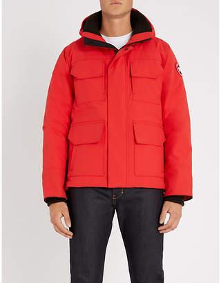 Canada Goose Maitland hooded shell parka jacket
