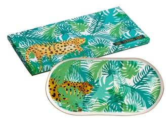 Rosanna Be Wild Cheetah Tray