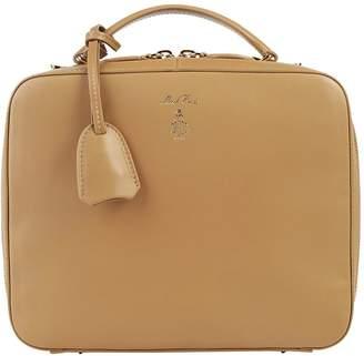 Mark Cross Laura Smooth Handbag