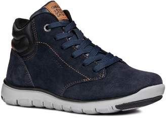 Geox Xunday Lace-Up Boot