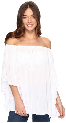 Volcom - Red Eye Off Shoulder Women's Clothing $49.50 thestylecure.com