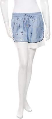 Tibi Printed Shorts w/ Tags