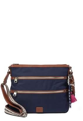 The Sak Esperato Nylon Crossbody Bag