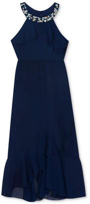 Rare Editions Big Girls Maxi Dress
