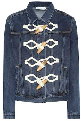 J.W.Anderson Exclusive to Mytheresa – Toggle denim jacket