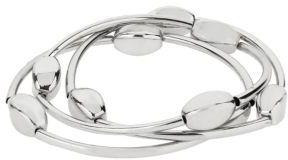 Kenneth Cole NEW YORK Silver-Tone Layered Bracelet