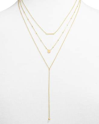 BaubleBar Viva Everyday Fine Necklace, 25""