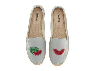 Soludos Watermelons Smoking Slipper Women's Slippers