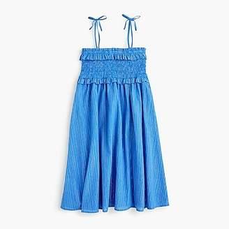 J.Crew Girls' smocked-bodice dress