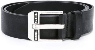 Diesel (ディーゼル) - Diesel ロゴバックルベルト