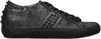 Leather Crown Low-tops & sneakers - Item 11528158PA