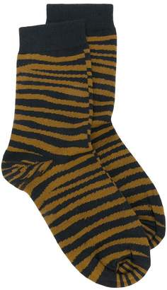 Stella McCartney tiger printed socks