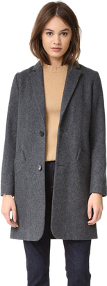 A.P.C. Tailleur Coat $575 thestylecure.com