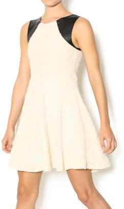 Vfish Designs Ivory Sparkle Dress