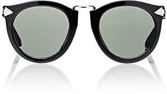 Karen Walker Women's Alternate Fit Harvest Sunglasses - Black