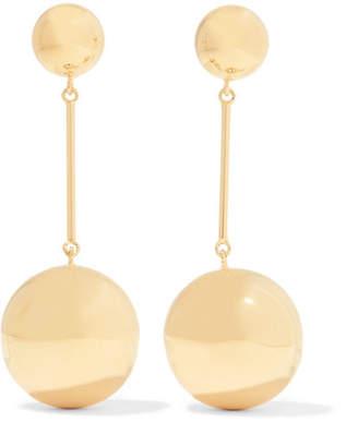 J.W.Anderson Sphere Gold-tone Earrings