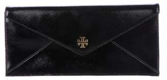 Tory Burch Patent Leather Envelope Clutch