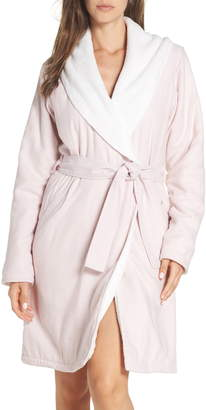UGG Anika Herringbone Fleece Robe