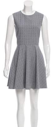 Diane von Furstenberg Jeannie Jacquard Dress