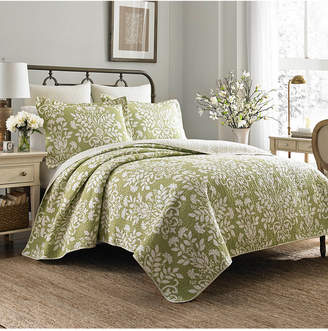 Laura Ashley King Rowland Quilt Set Bedding