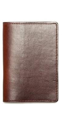 J.W. Hulme Co. American Heritage Leather Passport Wallet