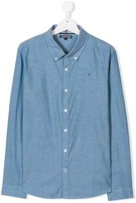 Tommy Hilfiger Junior button-down shirt