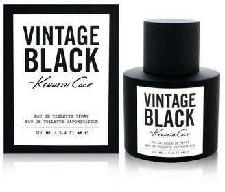 Kenneth Cole New York Kenneth Cole Vintage Black by Kenneth Cole for Men - 3.4 oz EDT Spray