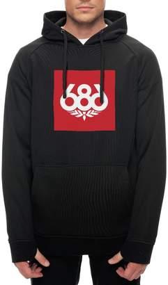 686 Knockout Bonded Fleece Pullover Hoodie - Men's