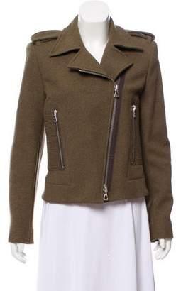 Isabel Marant Wool Moto Jacket w/ Tags